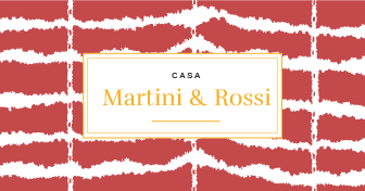 etichetta mobile martini&rossi